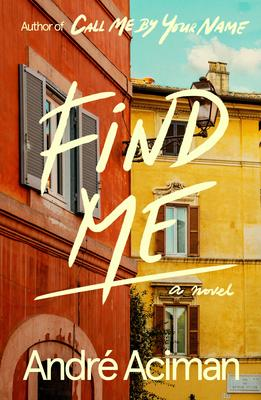 Find Me Book Cover