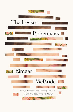 The Lesser Bohemians Book Cover