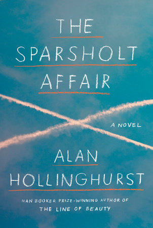 The Sparsholt Affair Book Cover