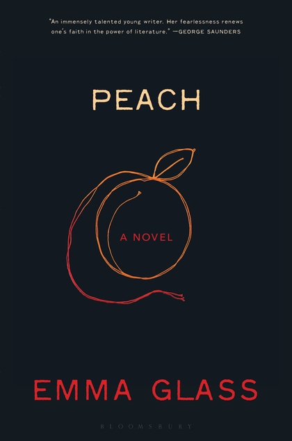 Peach Book Cover