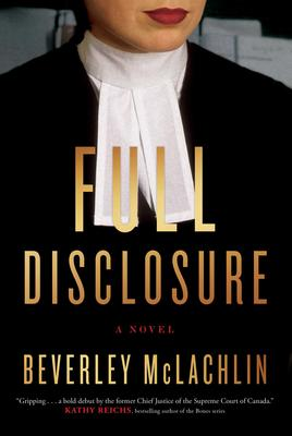 Full Disclosure Book Cover