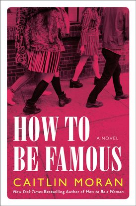 How to be Famous Book Cover