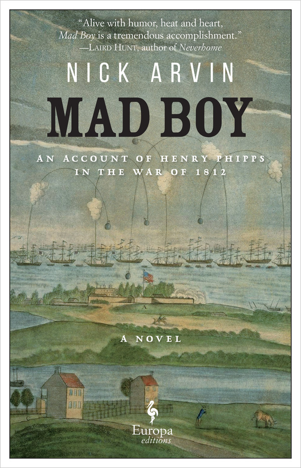 Mad Boy Book Cover