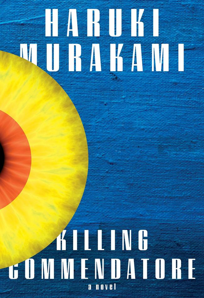 Killing Commendatore Book Cover