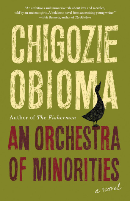An Orchestra of Minorities Book Cover