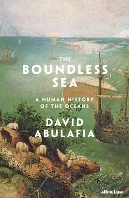 The Boundless Sea Book Cover