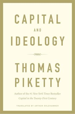 Capital and Ideology Book Cover