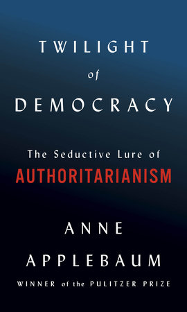 Twilight of Democracy Book Cover