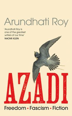 Azadi Book Cover