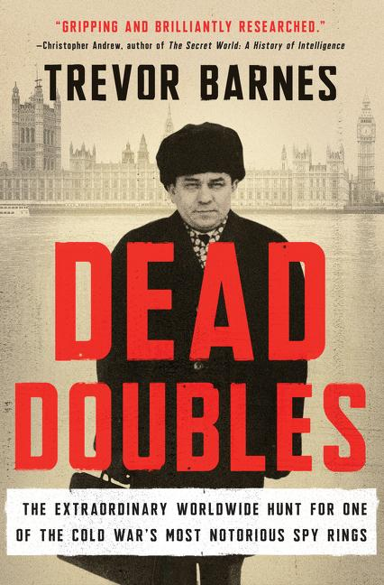 Dead Doubles Book Cover