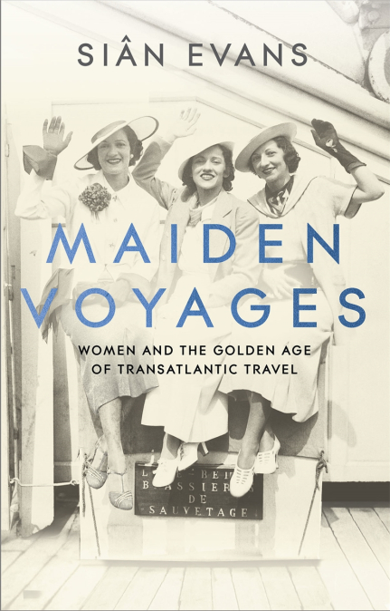 Maiden Voyages Book Cover